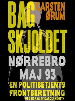 cover image of Bag skjoldet
