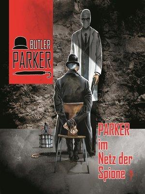 cover image of Butler Parker, Folge 2