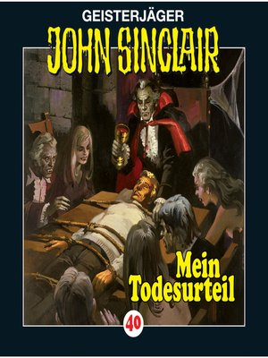 cover image of John Sinclair, Folge 40