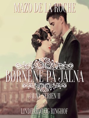 cover image of Jalna-serien, bind 11