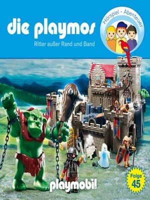 cover image of Die Playmos--Das Original Playmobil Hörspiel, Folge 45