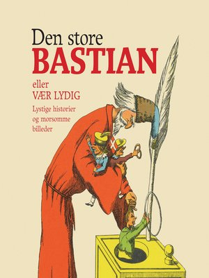 cover image of Den store Bastian