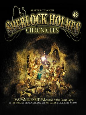 cover image of Sherlock Holmes Chronicles, Folge 43