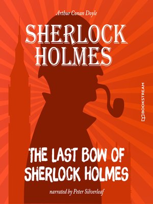 cover image of The Last Bow of Sherlock Holmes