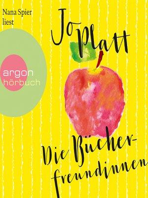 cover image of Die Bücherfreundinnen