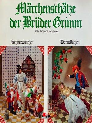 cover image of Märchenschätze der Brüder Grimm, Folge 3
