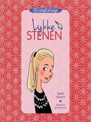 cover image of Carlsens stribedeEt strejf af magi, bind 1