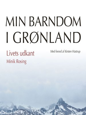 cover image of Livets udkant