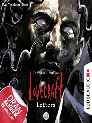 cover image of Lovecraft Letters--Lovecraft Letters, Folge 8
