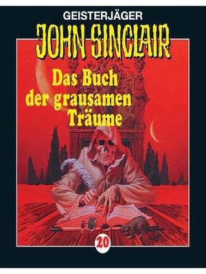 cover image of John Sinclair, Folge 20