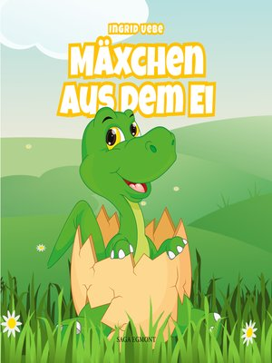 cover image of Mäxchen aus dem Ei