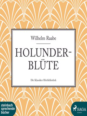 cover image of Holunderblüte