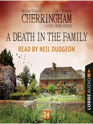 cover image of A Death in the Family--Cherringham--A Cosy Crime Series