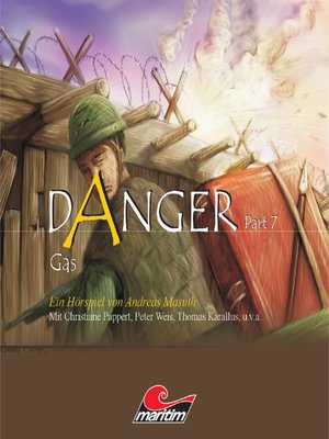cover image of Danger, Part 7