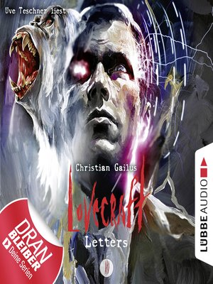 cover image of Lovecraft Letters--Lovecraft Letters, Folge 3