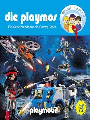 cover image of Die Playmos, Folge 72