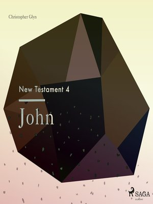 cover image of John--The New Testament 4
