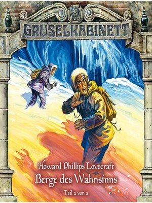 cover image of Gruselkabinett, Folge 45