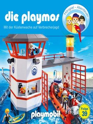 cover image of Die Playmos, Folge 39