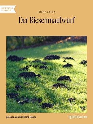 cover image of Der Riesenmaulwurf