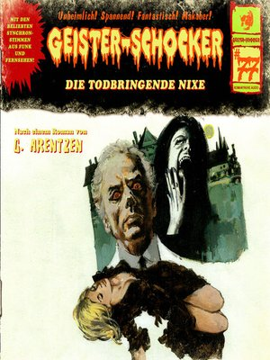 cover image of Geister-Schocker, Folge 77