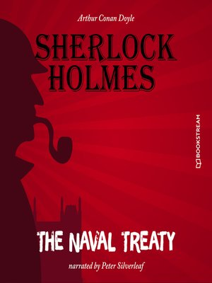 cover image of The Naval Treaty
