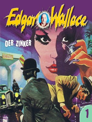 cover image of Edgar Wallace, Folge 1
