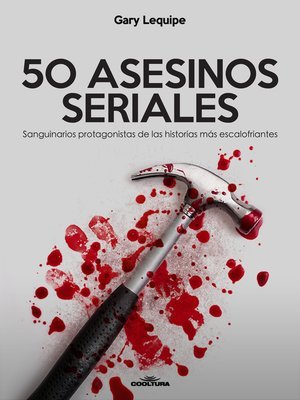cover image of 50 ASESINOS SERIALES