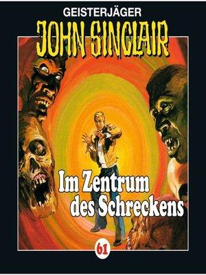 cover image of John Sinclair, Folge 61
