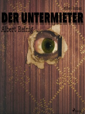 cover image of Der Untermieter