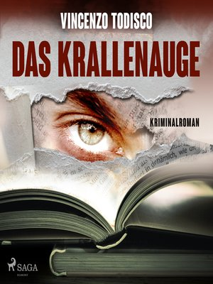 cover image of Das Krallenauge