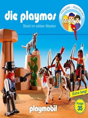 cover image of Die Playmos--Das Original Playmobil Hörspiel, Folge 35