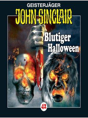 cover image of John Sinclair, Folge 42