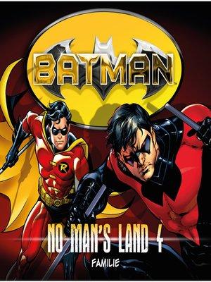 cover image of Batman, No Man's Land, Folge 4