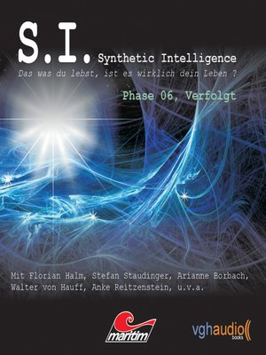 cover image of S.I.--Synthetic Intelligence, Phase 6