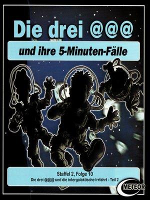cover image of Die drei @@@ (Die drei Klammeraffen), Staffel 2, Folge 10