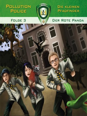 cover image of Pollution Police, Folge 3