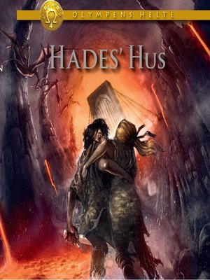 cover image of Olympens helte 4--Hades' hus