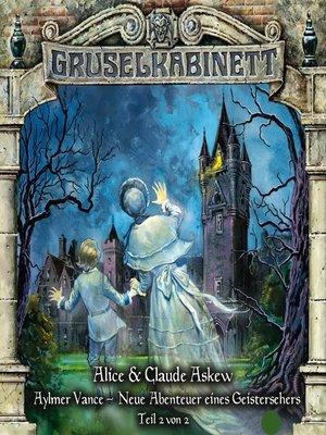 cover image of Gruselkabinett, Folge 57