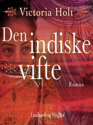 cover image of Den indiske vifte