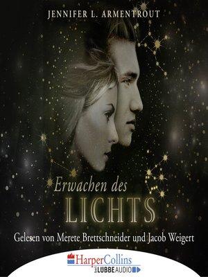 cover image of Erwachen des Lichts--Götterleuchten 1