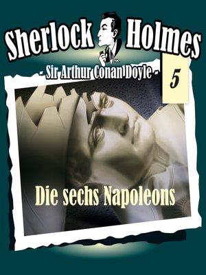 cover image of Sherlock Holmes, Die Originale, Fall 5