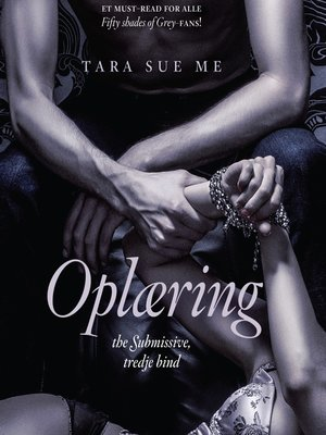 cover image of Oplæring--The Submissive 3