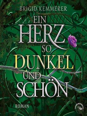 cover image of Ein Herz so dunkel und schön--Emberfall, Band 2