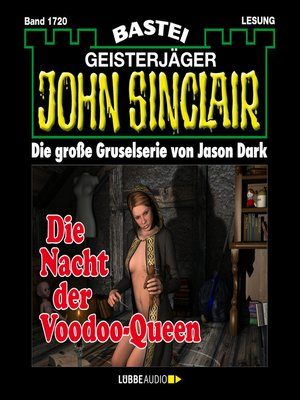 cover image of John Sinclair, Band 1720