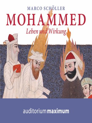 cover image of Mohammed--Leben und Wirkung