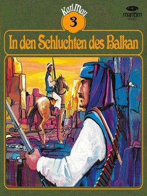 cover image of Karl May, Grüne Serie, Folge 3