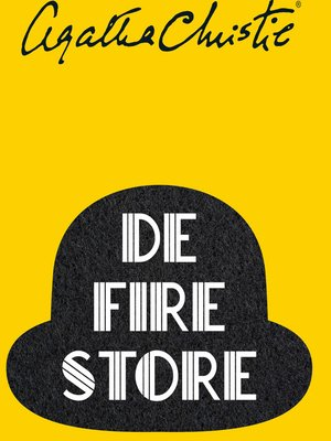 cover image of De fire store