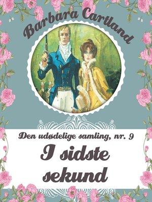 cover image of Den udødelige samling, bind 9