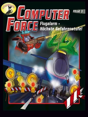 cover image of Computer Force, Folge 3